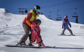 Návod jak učit lyžovat