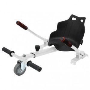 Hoverkart - konstrukce na hoverboard
